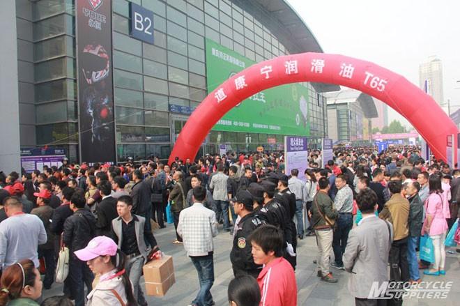 China Motorcycle and Parts Fair