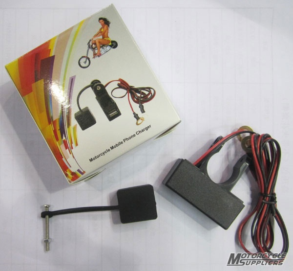 Motorcycle Mobile Phone Charger