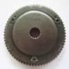XH90 Motorcycle Over-Running Clutch, starter plate
