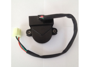 motorcycle bank angle sensor