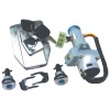 DBT-220 WY125 motorcycle lock set, 6 lines