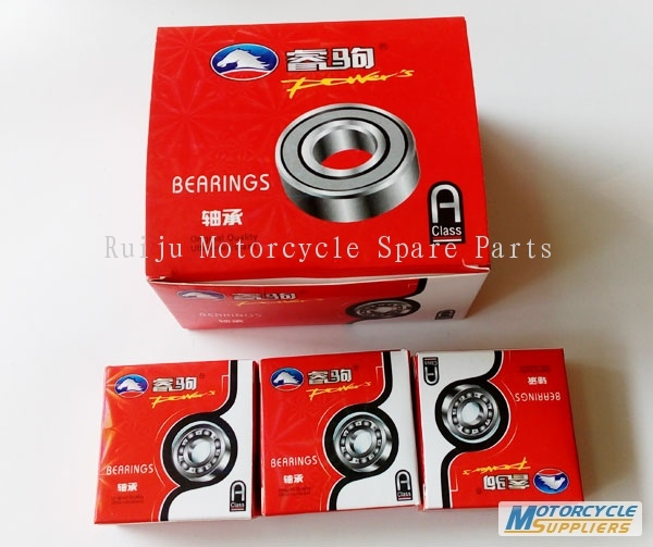 motorcycles bearing